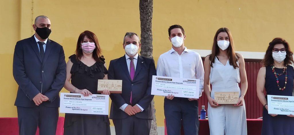 El Ayuntamiento de Aspe recibe más de 700 mil euros para crear 33 puestos de trabajo