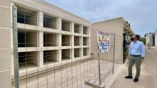 El Ayuntamiento de Elche amplía el Cementerio Nuevo