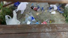 La Policía Local disuelve un macro botellón el sábado de madrugada