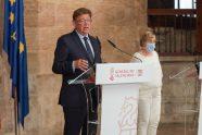 Ximo Puig anuncia el fin del toque de queda y la reapertura del ocio nocturno
