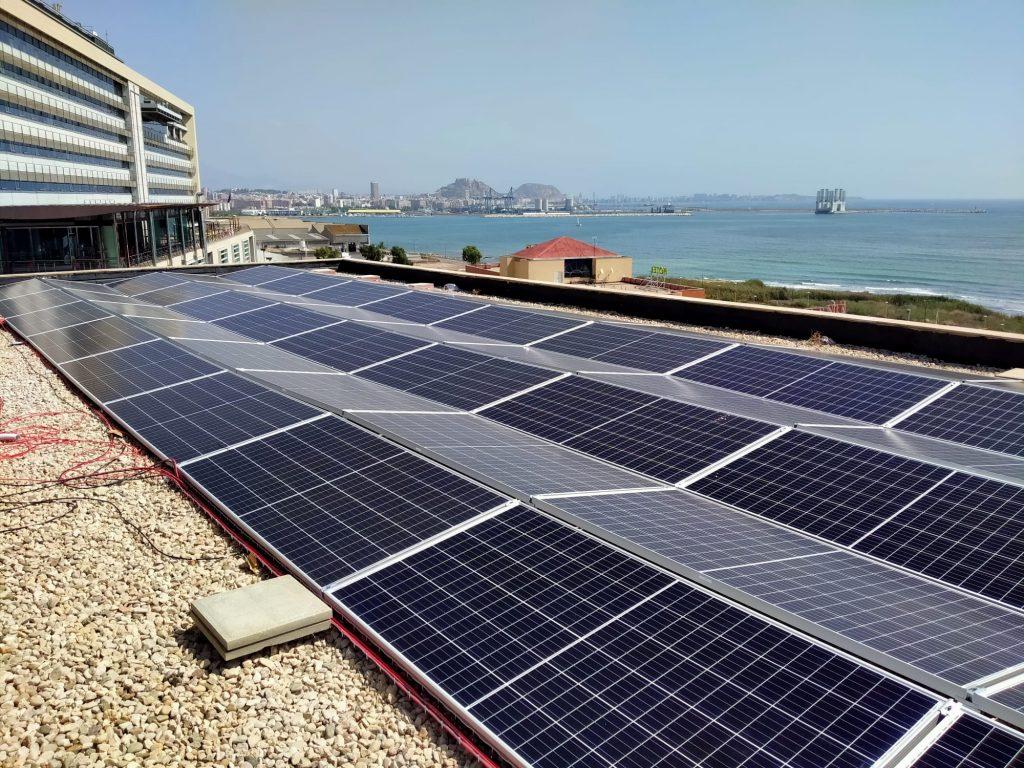 CHM desarrolla un proyecto pionero que unifica huerto solar y agrícola