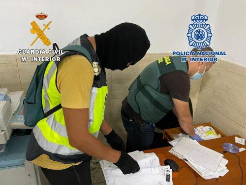 Desarticulada en Tenerife a una organización criminal dedicada a pasar migrantes