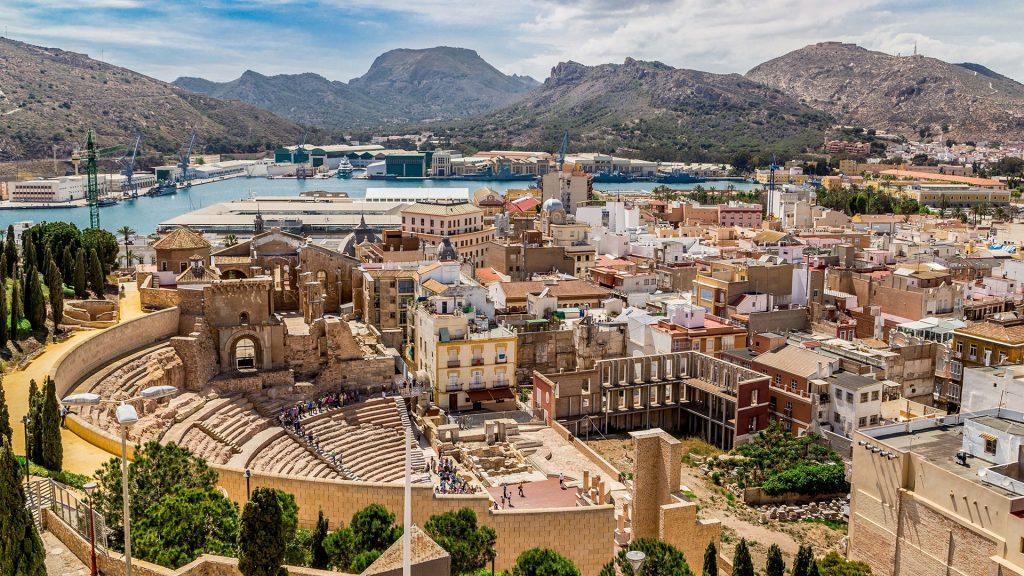 Noticias de Murcia al momento en Rom Murcia